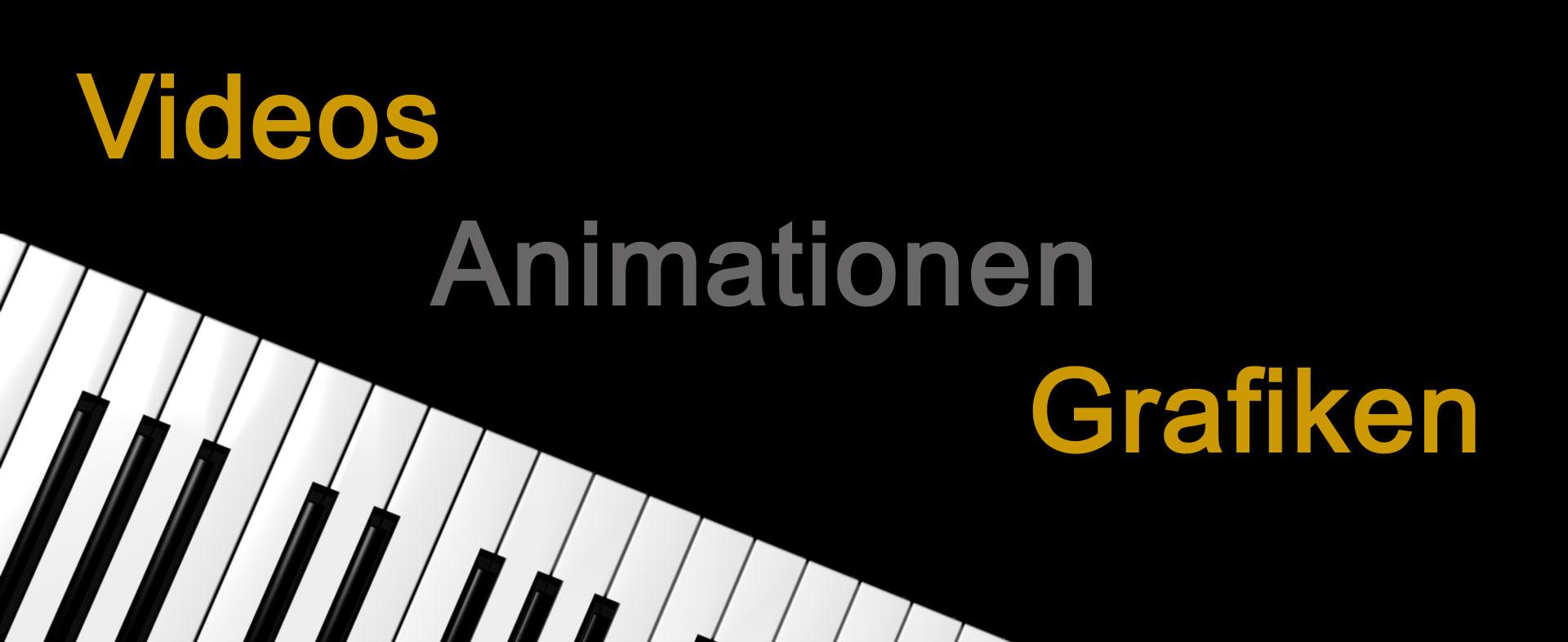 Video-Animationen-Grafiken